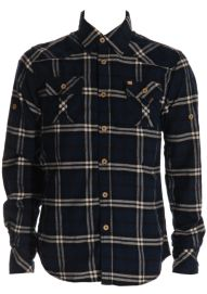 Scotch & Soda Lumbar Jack Check Shirt