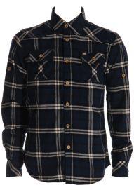 Scotch & Soda Lumbar Jack Check Shirt