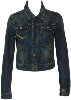 Diesel Taiz Denim Jacket