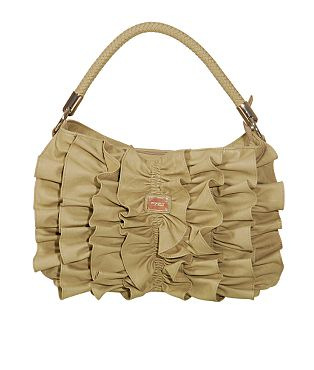 Fiorelli Renoir Ruffle Bag  - USC, UK's No.1 Branded Fashion Retailer